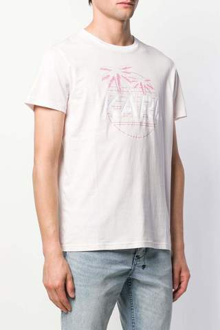KARL Lagerfeld Футболка с пальмами