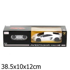 Rastar Машина радиоуправляемая Lamborghini Aventador LP700, 1:24 (46300-RASTAR / 167896)
