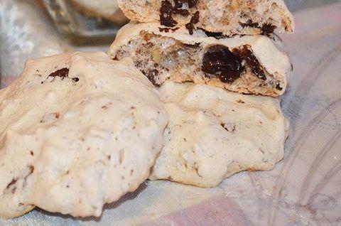Печенье безе с фундуком без глютена с измененным рецептом