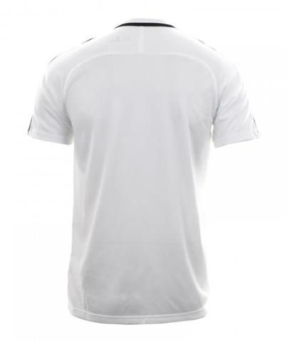 nike футболка футбольная белая