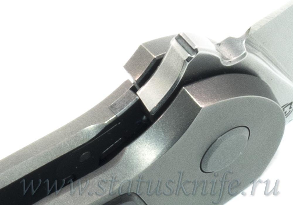 Нож Чебуркова Скаут М390 Хаотичный карбон - фотография