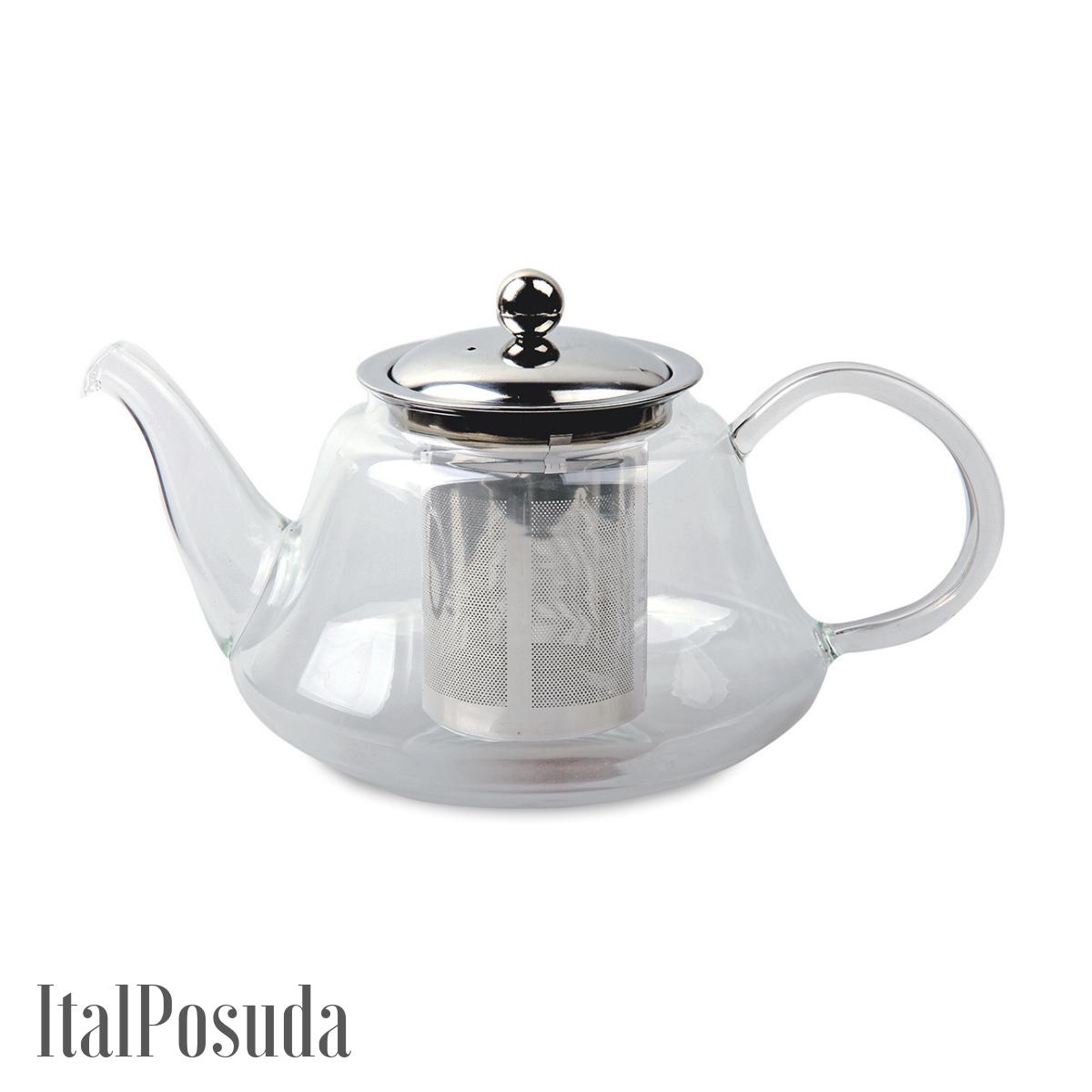 Чайник заварочный TIMA