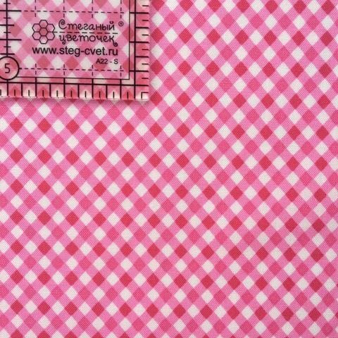 Ткань для пэчворка, хлопок 100% (арт. X0622)