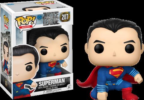 Фигурка Funko Pop! Movies: DC - Justice League - Superman