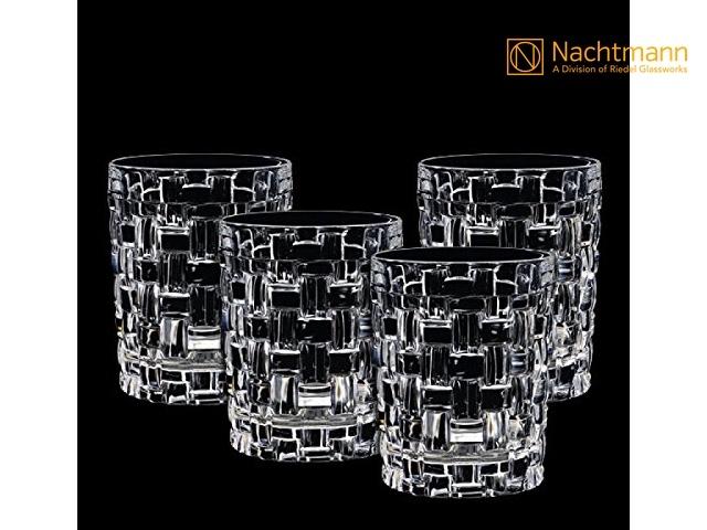 Набор стаканов для виски Nachtmann Bossa Nova, 4 шт, 290 мл nachtmann набор стаканов для виски noblesse 295 мл 4 шт 89207 nachtmann