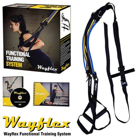 Ременной тренажер Wayflex FTS (Functional Training System)