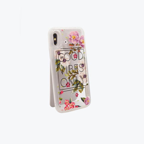 Чехол Casetify Good Vibes Only IPhone X