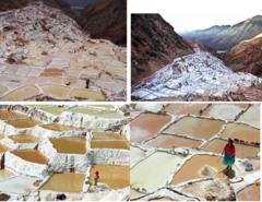 Розовая перуанская соль (пищевая), 300 г