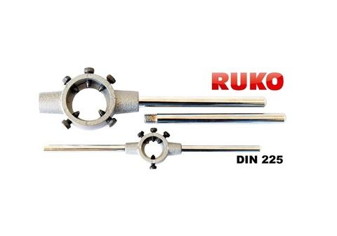 Вороток для плашки Ruko DIN225 75х30мм М38-М42 700мм 2427530