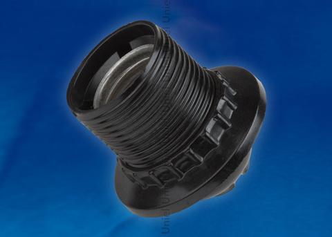 ULH-03-E27R-Bakelite Патрон подвесной с кольцом. Карболитовый. Цоколь Е27