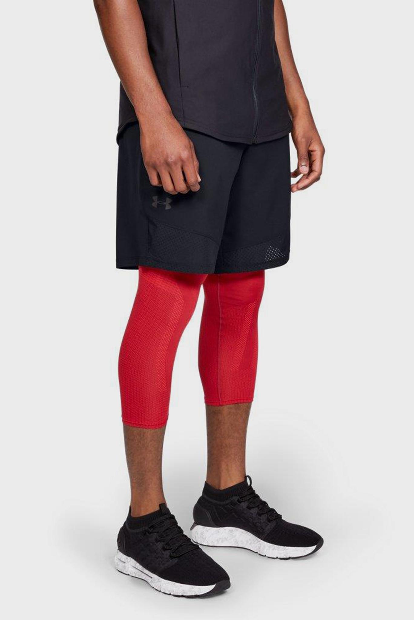 Мужские черные шорты Vanish Woven Short Under Armour