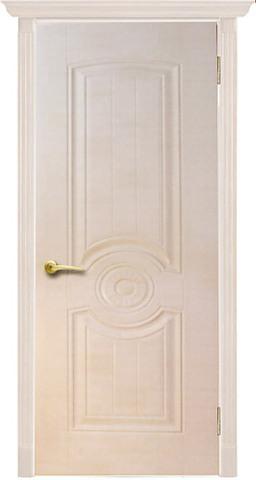 Дверь AIRON Венеция, цвет белый сатин, глухая