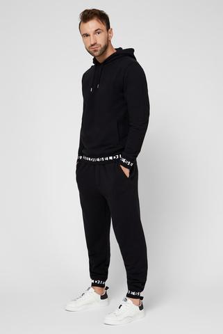 Мужские черные спортивные брюки UMLB-PETER-BG Diesel