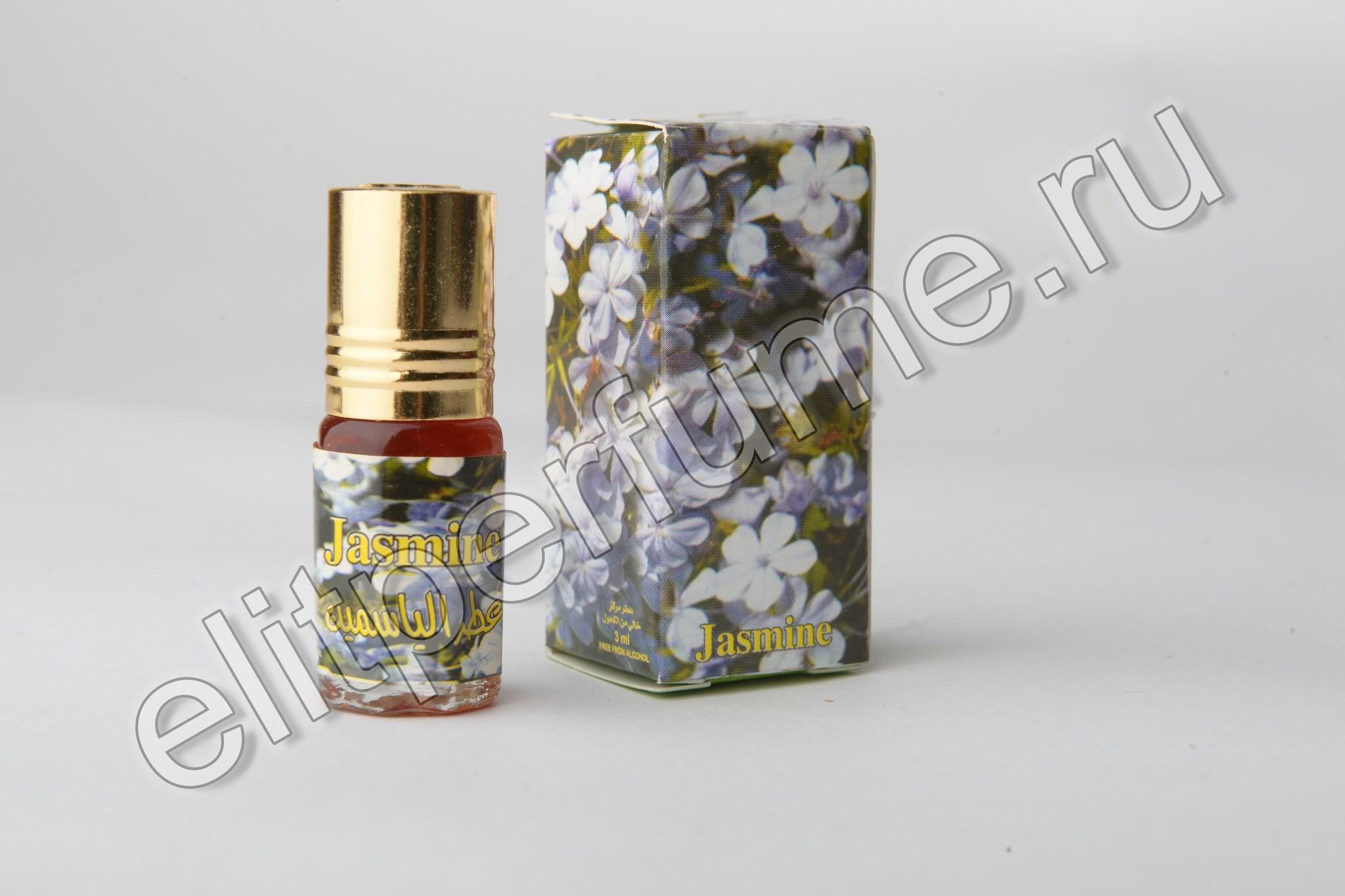 Jasmine  3 мл арабские масляные духи от Захра Zahra Perfumes