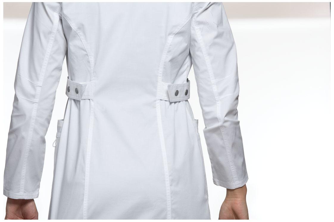 Медицинский халат Dickies Genflex