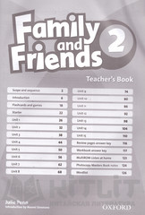 Family and Friends 2: Teacher's Book