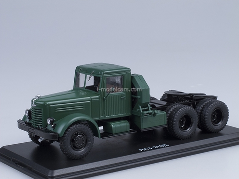 YaAZ-210D road tractor green Start Scale Models (SSM) 1:43