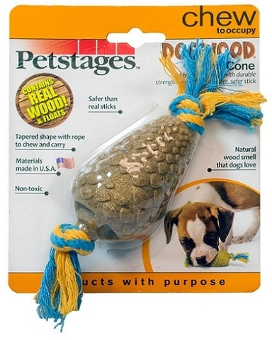PETSTAGES DOGWOOD CONE