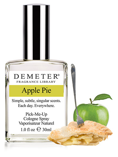 Духи «Яблочный пирог» от Demeter