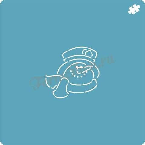 Голова Снеговика
