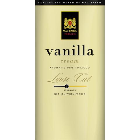 Трубочный табак Mac Baren Vanilla Cream