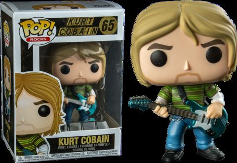 Kurt Cobain Funko Pop! Vinyl Figure || Курт Кобейн