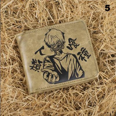Anime Wallet set 4