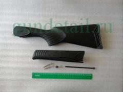 Комплект приклад, цевье пластик МР27, ИЖ-27 с 1988г