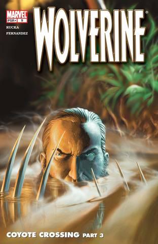 Wolverine #9 (2003)
