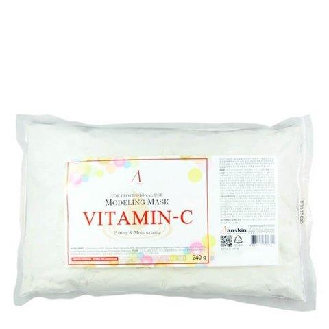 Альгинатная маска с витамином С Anskin Vitamin-C Modeling Mask, пакет