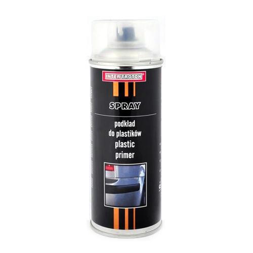 Грунты Plastic Primer Acrylic Spray 1K Грунт для Пластиков Бесцветный Аэрозоль, 400 мл Troton TR-33658.jpg