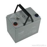 Аккумулятор FIAMM 12FGL33 ( 12V 33Ah / 12В 33Ач ) - фотография
