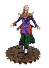 Алиса в Зазеркалье фигурка коллекционная Алиса Кингсли