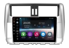 Штатная магнитола FarCar s200 для Toyota Land Cruiser Prado 150 09-13 на Android (V065R)