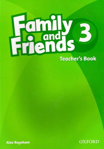 Family and Friends 3: Teacher's Book