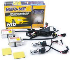 Комплект би-ксенона Sho-me HB5 (9007) (4300К)
