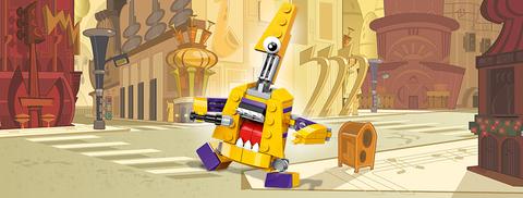 LEGO Mixels: Джемзи 41560 — Jamzy — Лего Миксели