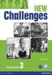 Challenges New Edition 3 Workbook & Audio CD Pack