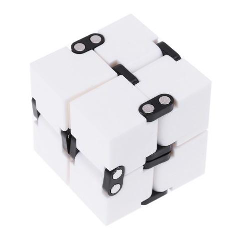 Кубик fidget cube/ Infiniti cube (белый)