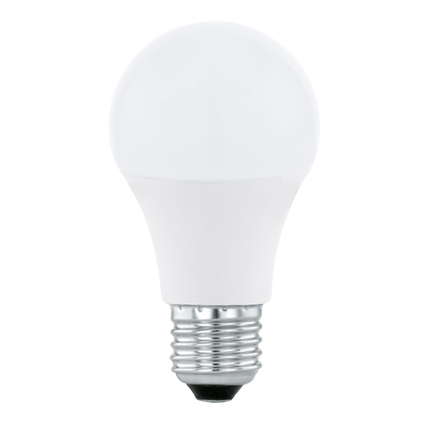 Лампа  LED 3 шага диммирования Eglo STEP DIMMING LM-LED-E27 10W 806Lm 4000K A60 11562