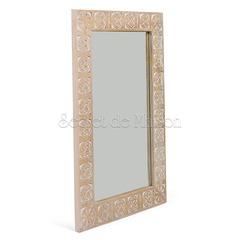 Зеркало Secret de Maison Caraibo (mod. 1824) — натуральный