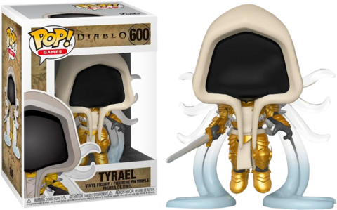 Фигурка Funko Pop! Games: Diablo - Tyrael (Excl. to GameStop)