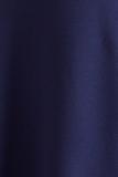 Юбка для беременных 09879 синий