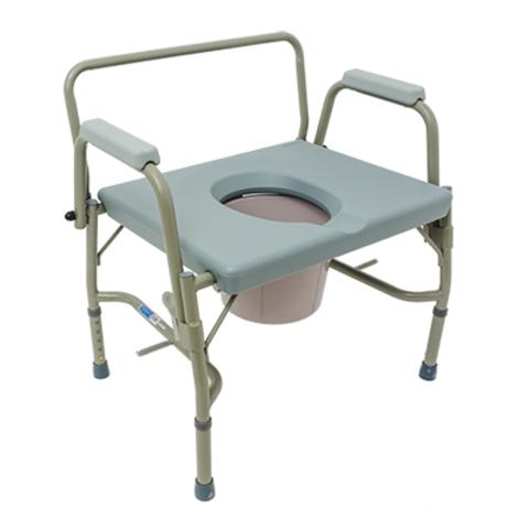 Кресло-туалет повышенной грузоподъемности 10582