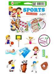 Набор Спорт, ассоциации, Анданте