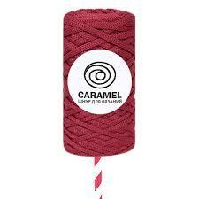 Шнур Caramel (70 метров) Полиэфирный шнур Caramel Гранат гранат.jpg