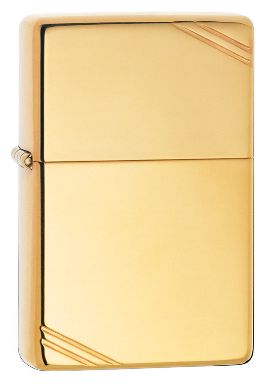 Зажигалка ZIPPO Classic High Polish Brass™ ZP-270