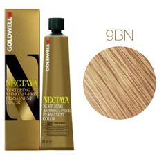 Goldwell Nectaya 9BN (карамельный блонд) - Краска для волос