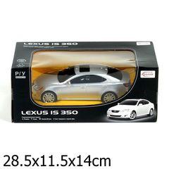 Rastar Машина радиоуправляемая Lexus Is 350, 1:24 (30900-RASTAR / 166932)
