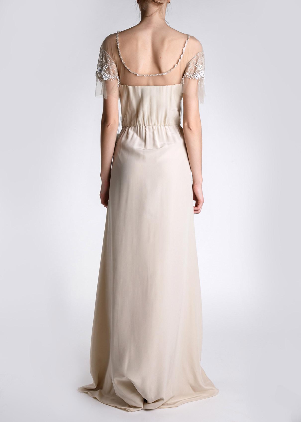 Платье длинное VALENTINO